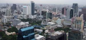 Bangkok - Thailand-skyline