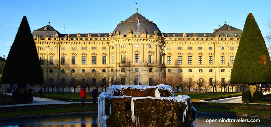 Bavaria-Würzburg-Residence