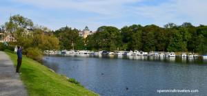 Stockholm-Sweden-Lake