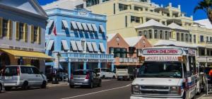 Hamilton-Bermuda-Harbor