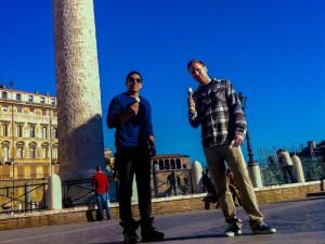 roman-tower