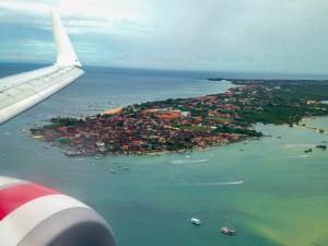 Bali-view-plane-island