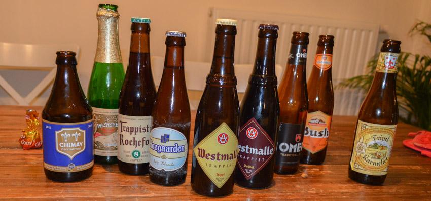 belgium-beer-variety