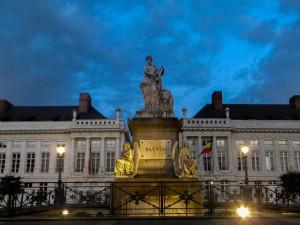 Brussels-patria-statue