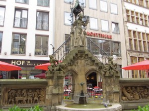 Köln, Fountain