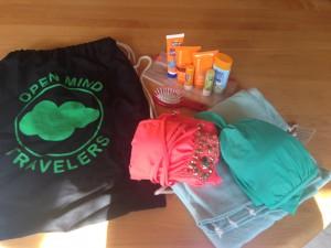 beach-accessoires-pack-list