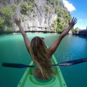 Kayak El Nido Philippines