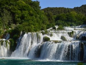 Krka-croatia-waterfall-national-park