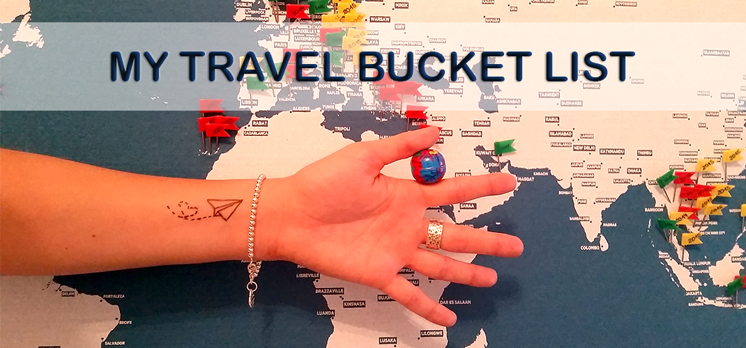 Travel-Bucket-List