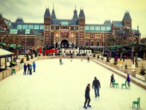amsterdam-holland-winter