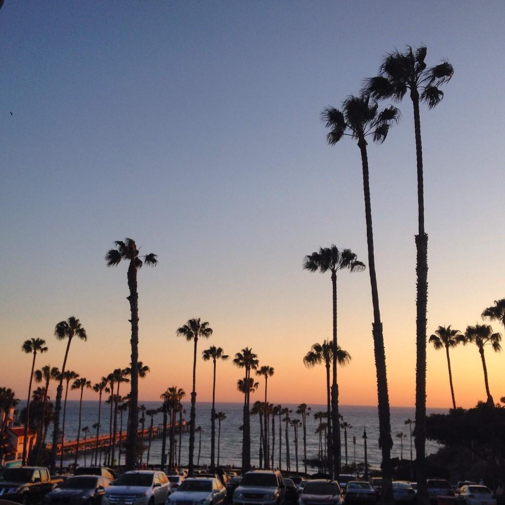 san-clemente-pier-sunset