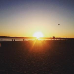 sunset-coronado-beach