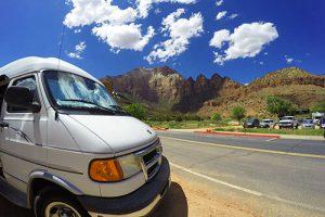 zion-national-park-parking-lot