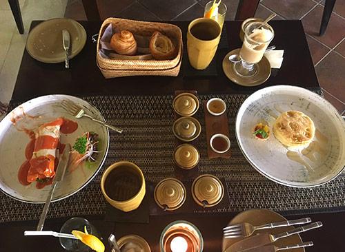 breakfast the gangsa bali