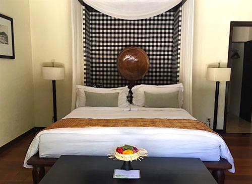 the gangsa bedroom