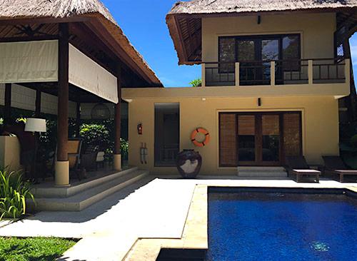 the gangsa private villa by Kayumanis